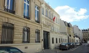 trouver les coordonnées de l'ambassade et des consulats