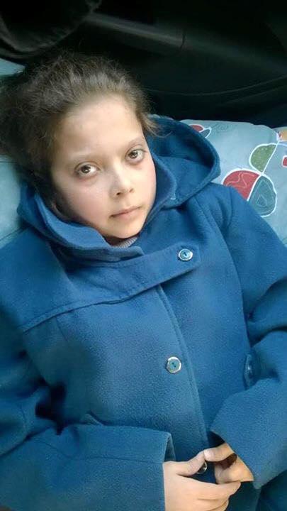 Signez la pétition et partagez la pour sauver la vie de Rahma